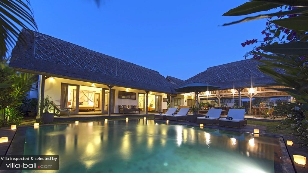 number one bali villas